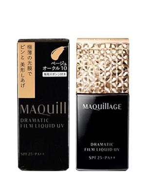 Kem nền Maquillage Dramatic film Liquid UV SPF25 PA