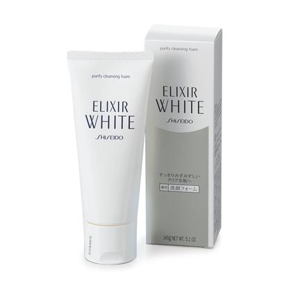 Sữa Rữa Mặt Shiseido Elixir White purify Cleansing Foam