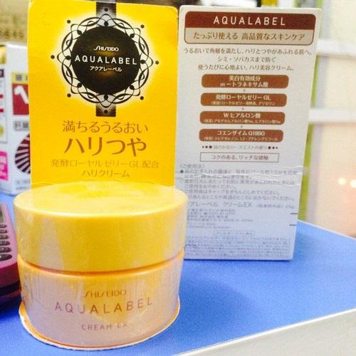 Shiseido Aqualabel Cream EX Chống Lão Hóa