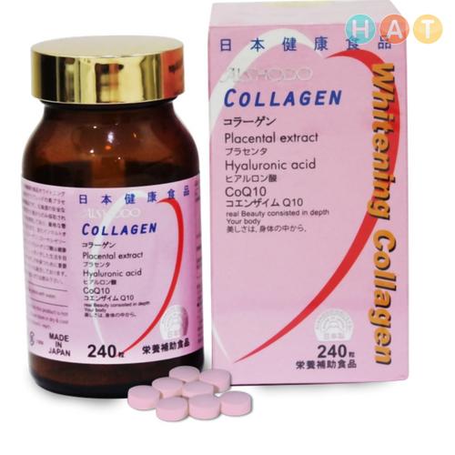 Whitening Collagen (240 viên)