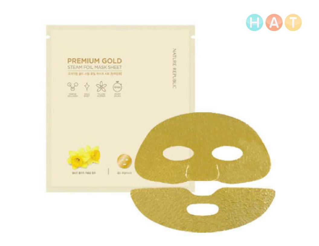 Mặt Nạ Vàng Premium Gold
