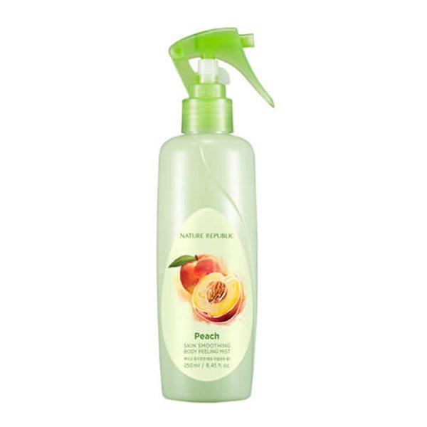 Tẩy Da Chết Toàn Thân Skin Smoothing Body Peeling Mist-Peach
