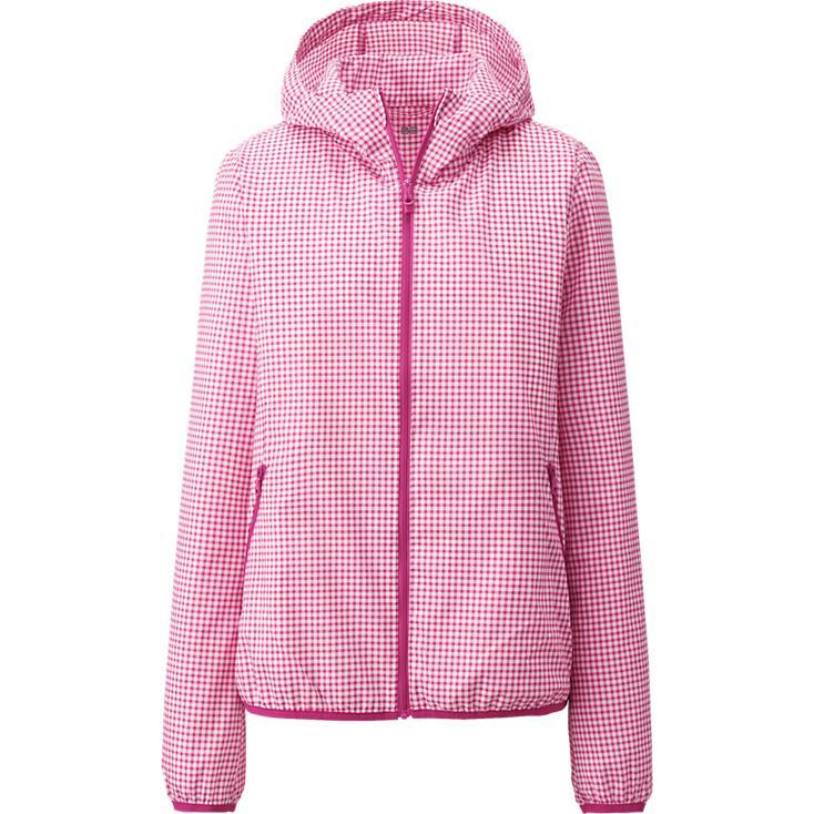 Áo chống nắng Nhật uniqlo 2016 (12 Pink Sọc)