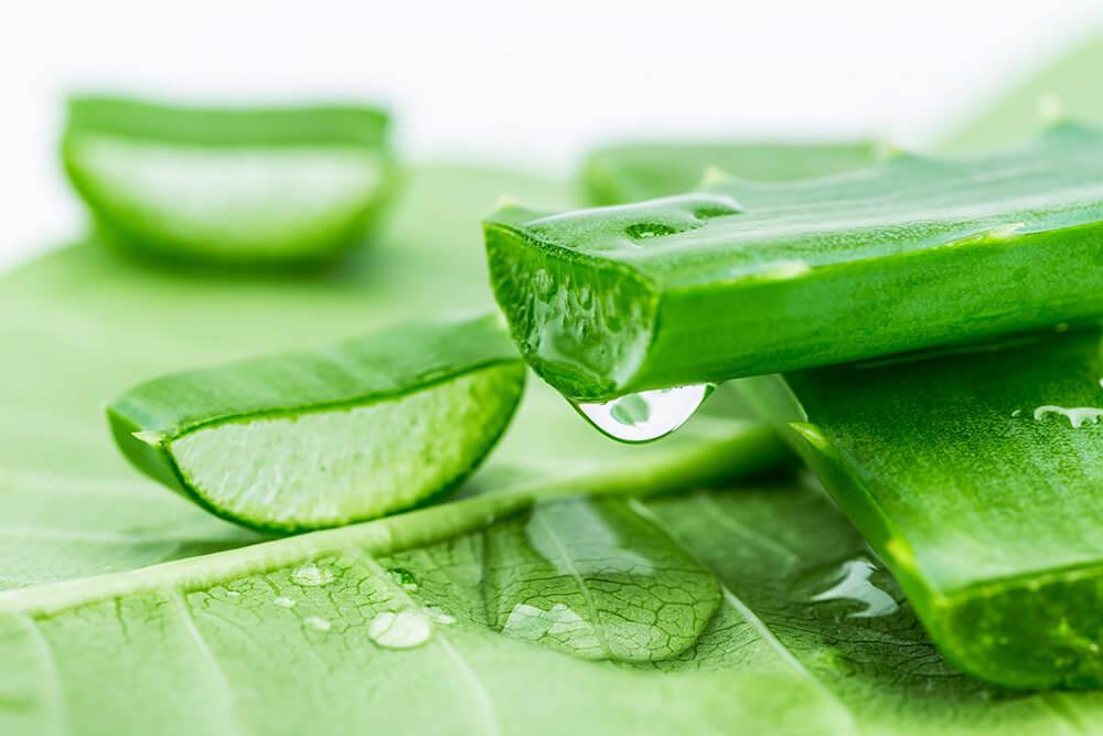 Nature Republic Soothing Gel có thành phần tự nhiên không Mineral Oil