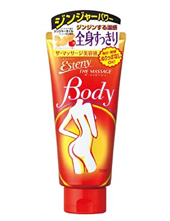 Kem Tan Mỡ Bụng Esteny Hot Body Massage Gel SANA 240g