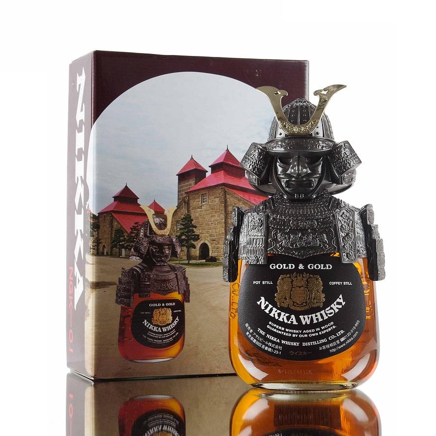 Rượu whisky Nikka Nhật Bản