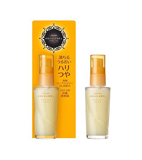 Shiseido Aqualabel Royal Rich Essence Nâng Cơ Chống Lão Hóa Da