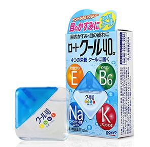 Thuốc Nhỏ Mắt Rohto Nhật Bản Bổ Sung Vitamin 12ml