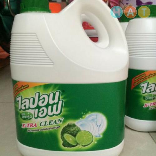 Nước Rửa Chén 3,6 Lít Hương Chanh
