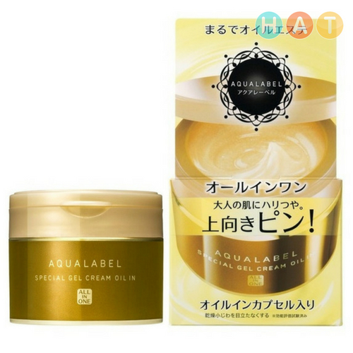 Kem Dưỡng Da Aqualabel Special Gel Cream Oil In