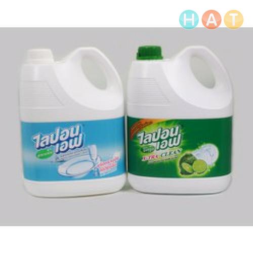 Nước Rửa Chén 1,6 Lít Hương Chanh