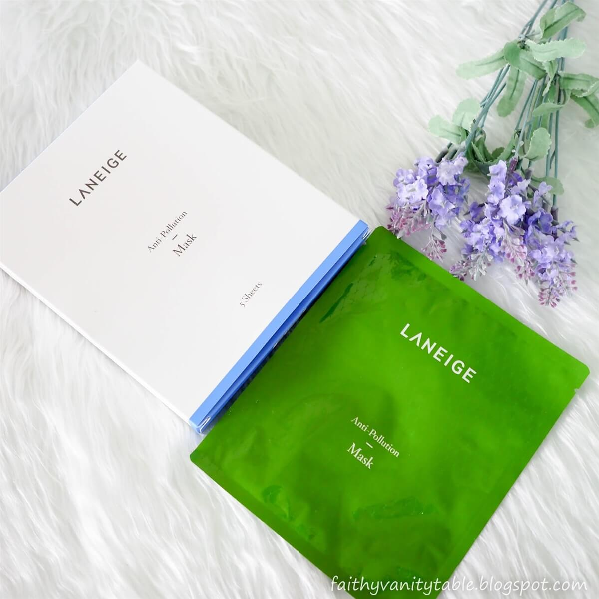 Mặt Nạ Giấy Laneige