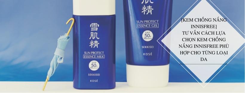 Kose' Sun Protect Essence Milk