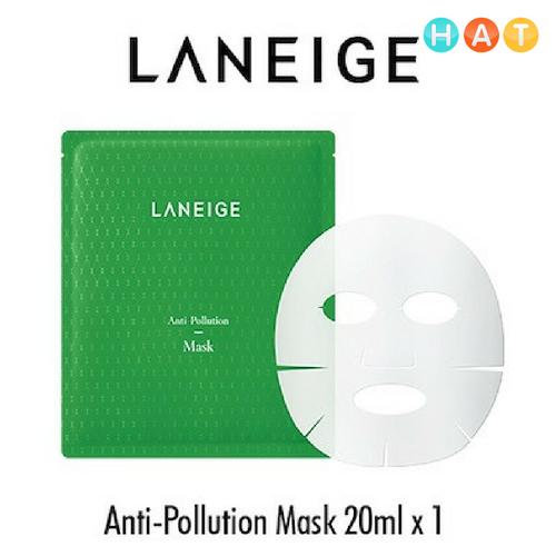 Mặt Nạ Giấy Laneige Chống Lão Hóa Anti Pollution Mask