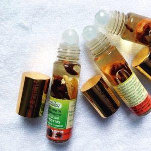 Dầu Thái Lan có tác dụng làm ấm đường hô hấp, thông mũi