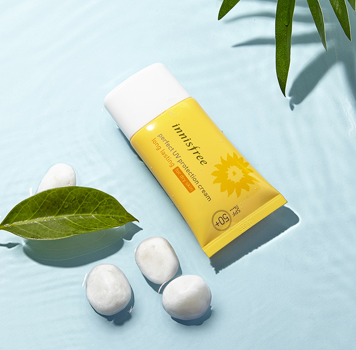 Kem chống nắng dành cho da khô