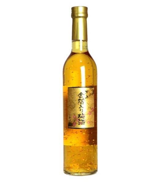 Rượu Mơ Vẩy Vàng Nhật Bản