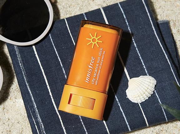 Kem Chống Nắng Dạng Thỏi Innisfree City Vacance Sun Stick SPF50+ PA++++