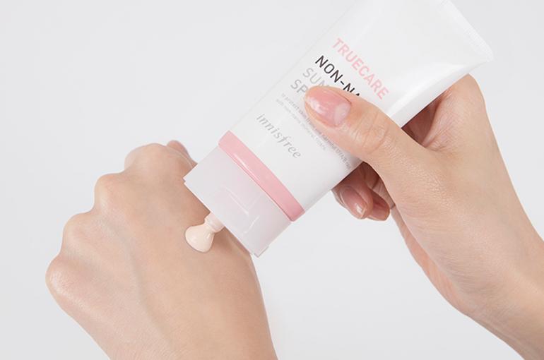 Kem chống nắng Innisfree Truecare Non-Nano Sunscreen