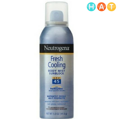 Xịt Chống Nắng Neutrogena Ultra Sheer Body Mist