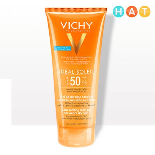 KCN Vichy toàn thân không gây nhờn rít SPF 50 200ml