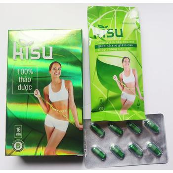 Thuốc giảm cân Kisu