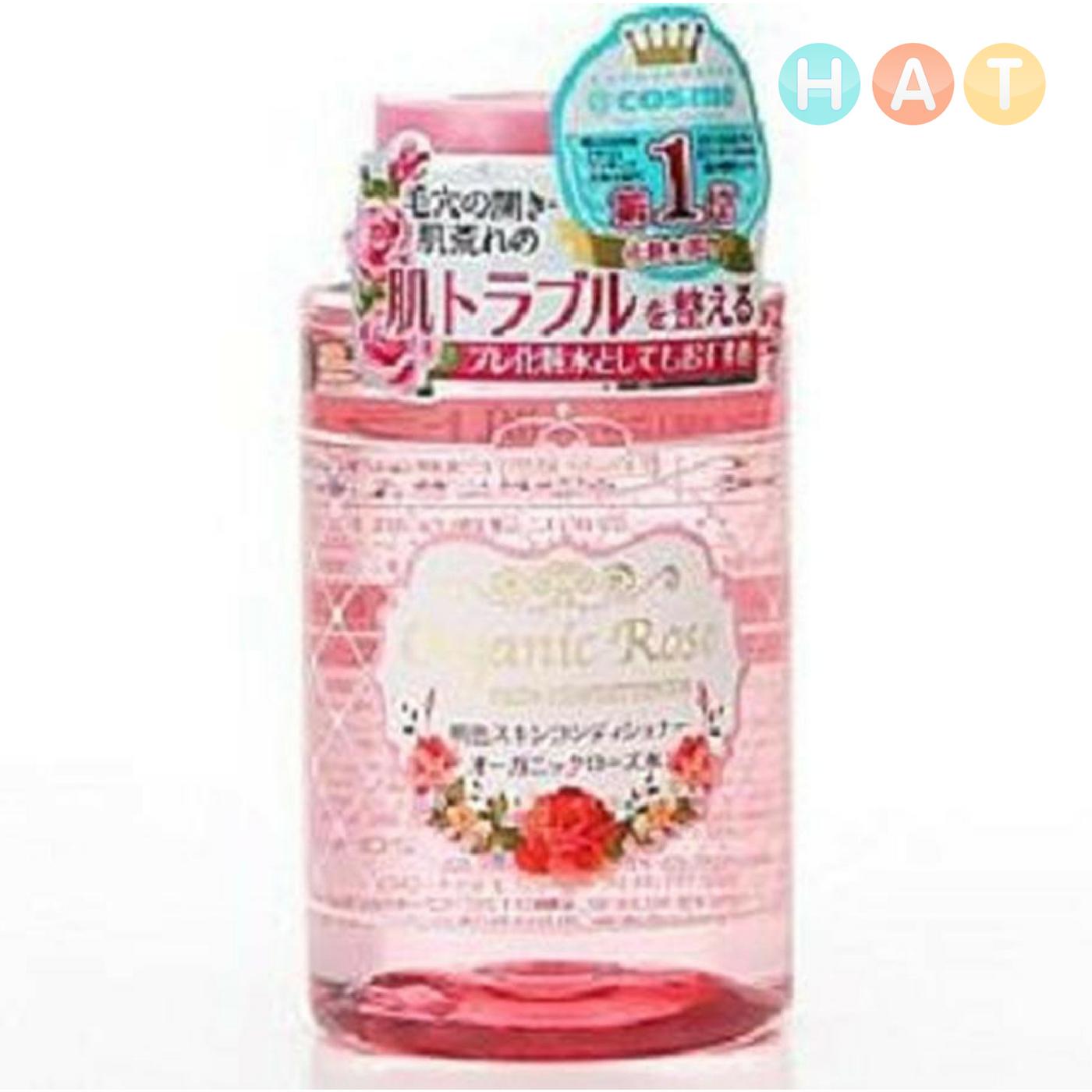 Organic Rose Meishoku 200ml – Se Lỗ Chân Lông