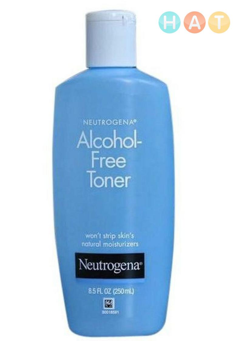 Neutrogena Alcohol – Free Không Chứa Cồn 250ml
