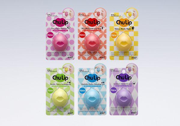 Son dưỡng môi Rohto Chulip quả trứng