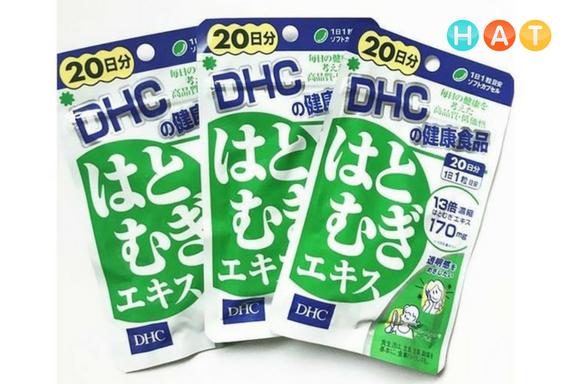 Viên Uống Trắng Da DHC Nhật Bản 20 Ngày