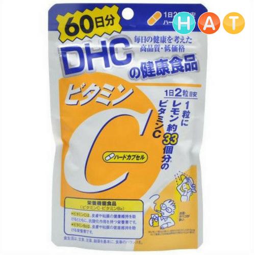 Viên Uống DHC Bổ Sung Vitamin C 120 Viên Nhật Bản