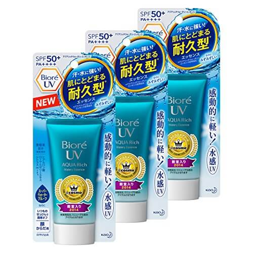KCN Biore UV Aqua Rich SPF 50+/PA ++++Tuýp 40ml