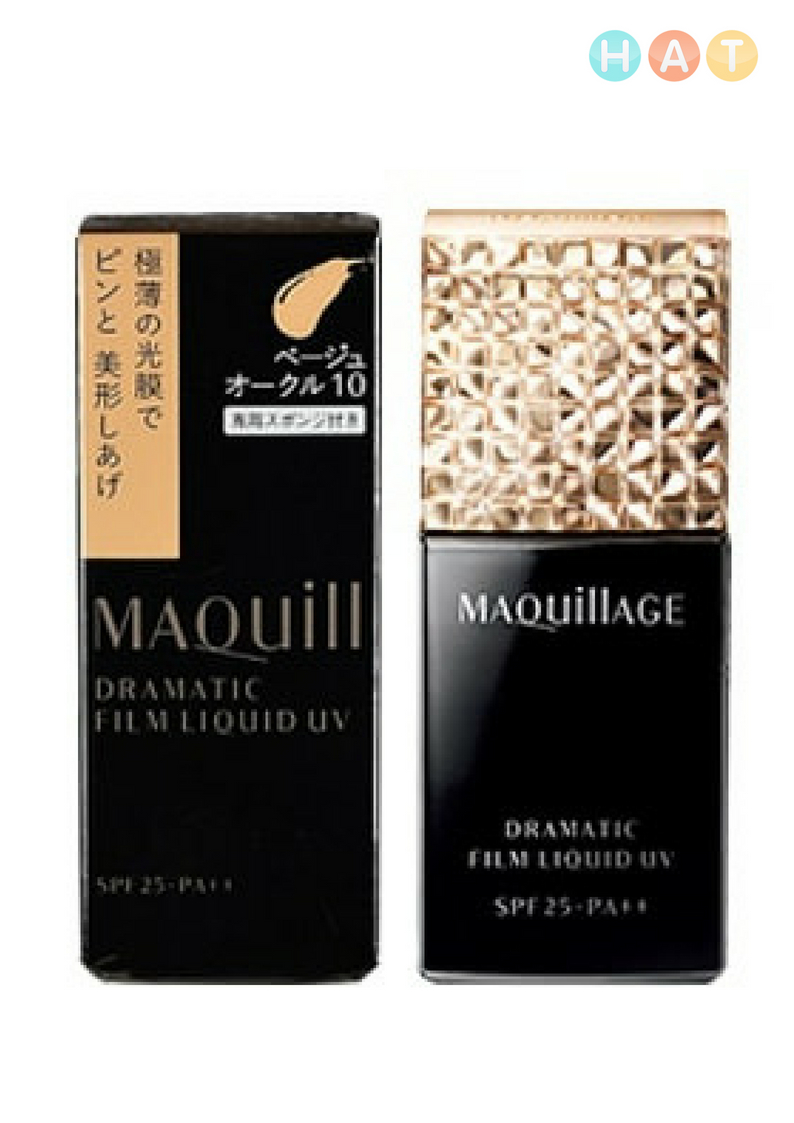 Kem nền Maquillage Dramatic film Liquid UV SPF25 PA