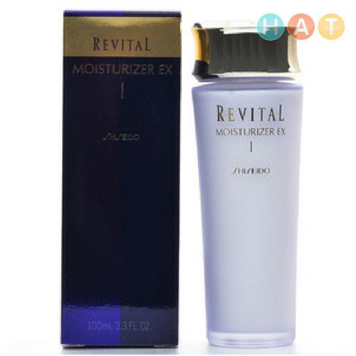Nước hoa hồng Shiseido Revital Lotion EX 1