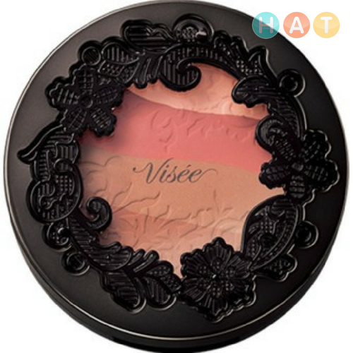 Phấn Má Hồng Kose Visee Blend Color Cheeks