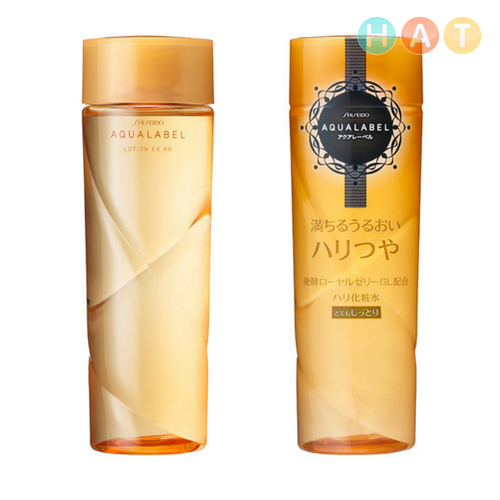 Shiseido Aqualabel Moisture Essence Lotion EX – 200ml