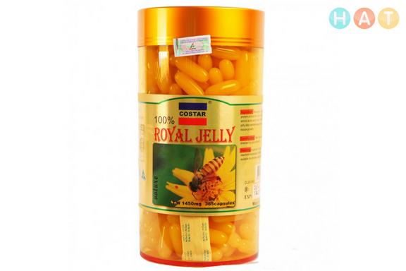 Sữa Ong Chúa Úc Royal Jelly Costar
