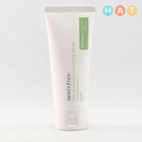Sữa Tẩy Trang Innisfree The Minimum Cleansing Lotion 90ml