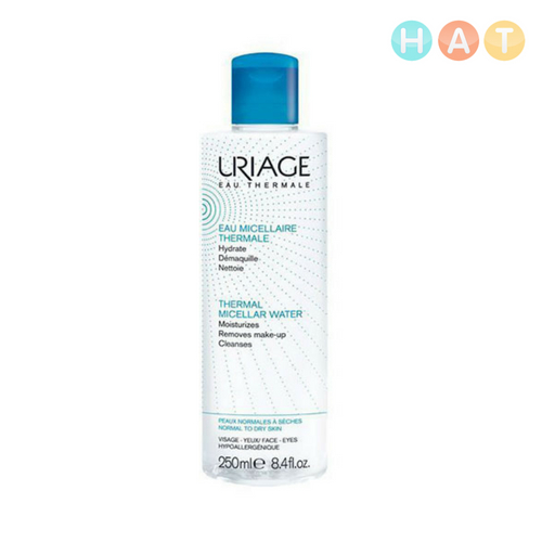 Uriage Micellar Water Dịu Nhẹ 250ml