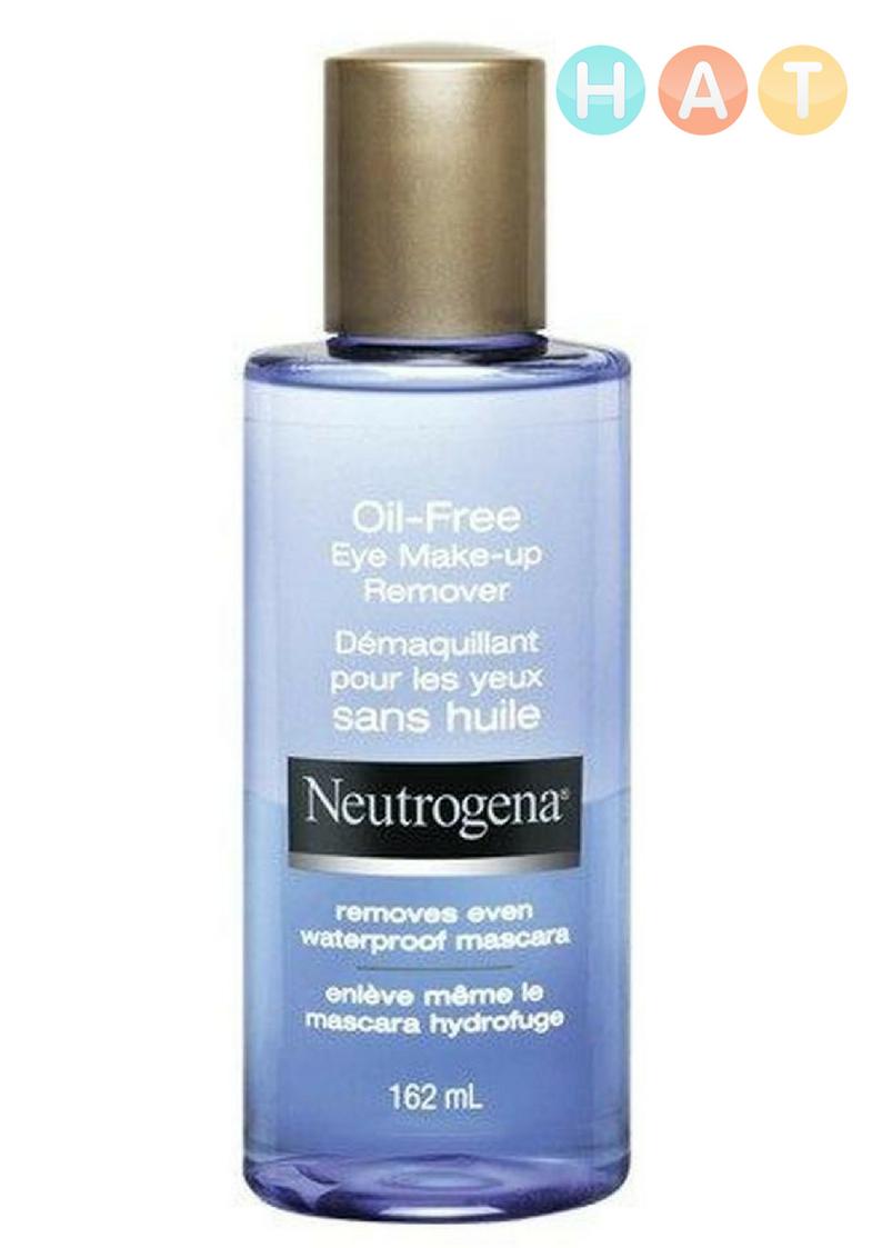 Tẩy Trang Mắt Neutrogena Oil-Free Eye Makeup Remover 162ml