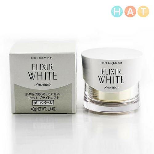 Kem đêm Elixir White