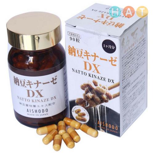 Natto Kinaze DX – Phòng Bệnh Đột Quỵ