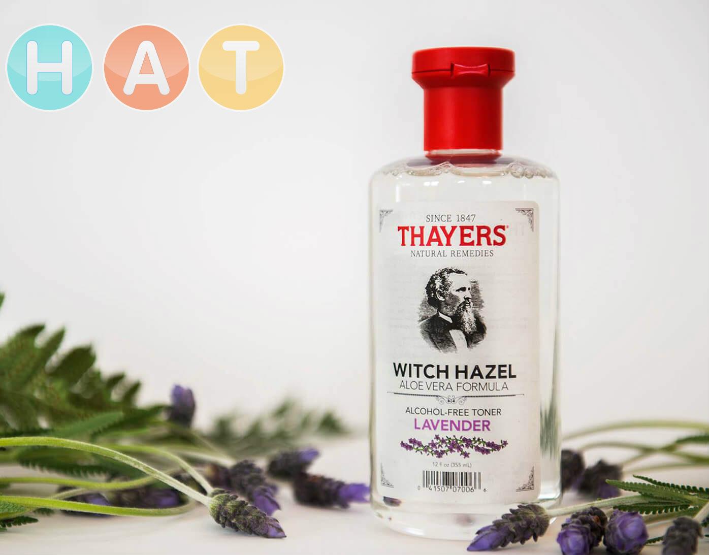 THAYERS Lanvender Hoa Oải Hương – 355ml