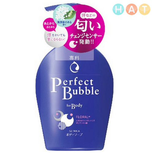 Sữa Tắm Perfect Bubble For Body 500ml