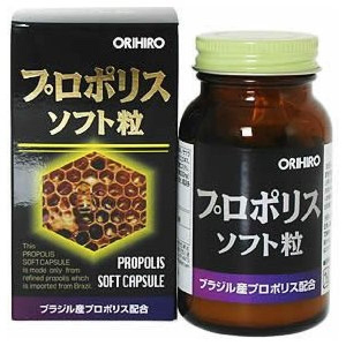 Sữa Ong Chúa Orihiro Nhật Bản – Hộp 120 Viên