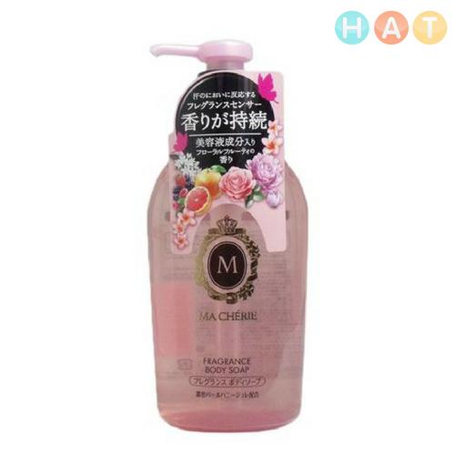 Sữa Tắm Shiseido MaCherie 450ml