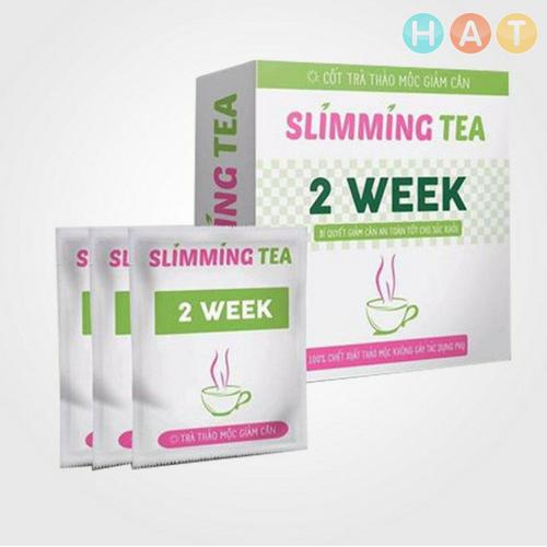 Trà Giảm Cân Slimming Tea