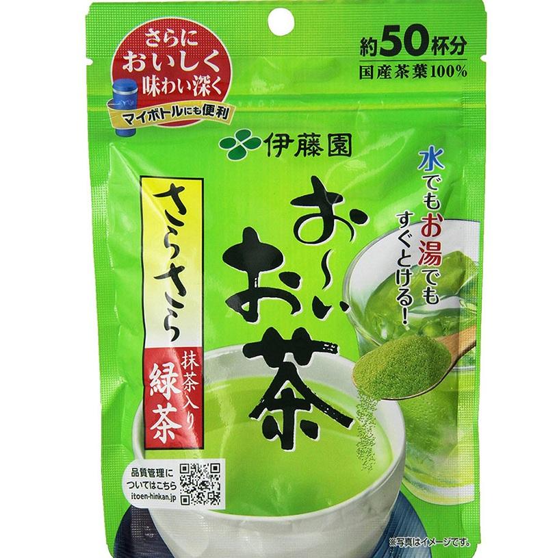Bột Trà Xanh Matcha Nhật Bản Gói 50g – 100% Nguyên Chất
