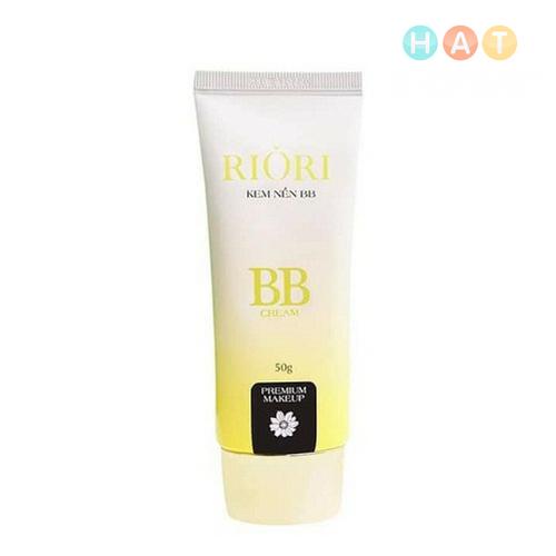 Kem nền che khuyết điểm Riori BB Cream