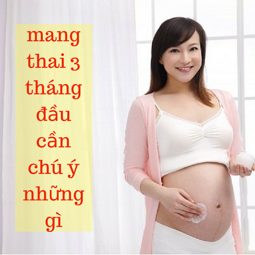 [mang thai 3 tháng đầu cần chú ý những gì] | Mẹ bầu 3 tháng đầu cần tránh gì?